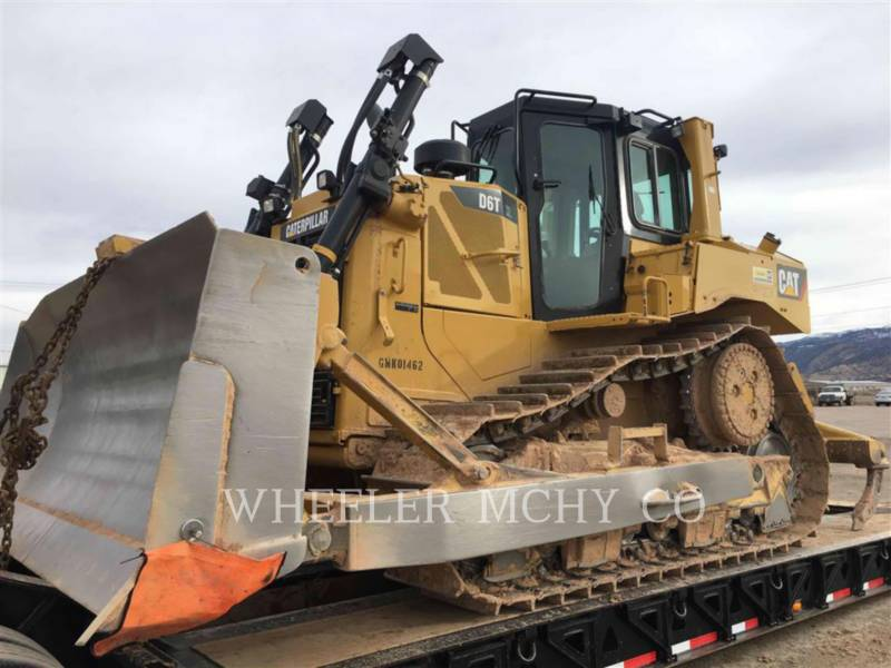 CATERPILLAR TRACTORES DE CADENAS D6T XL ARO equipment  photo 5