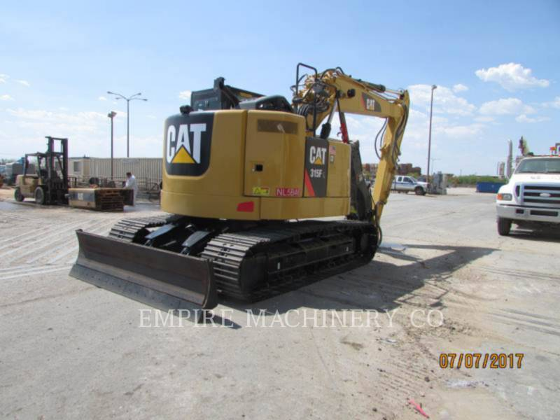 CATERPILLAR RUPSGRAAFMACHINES 315FL    P equipment  photo 1