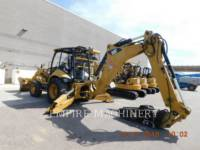 CATERPILLAR BACKHOE LOADERS 450F equipment  photo 3