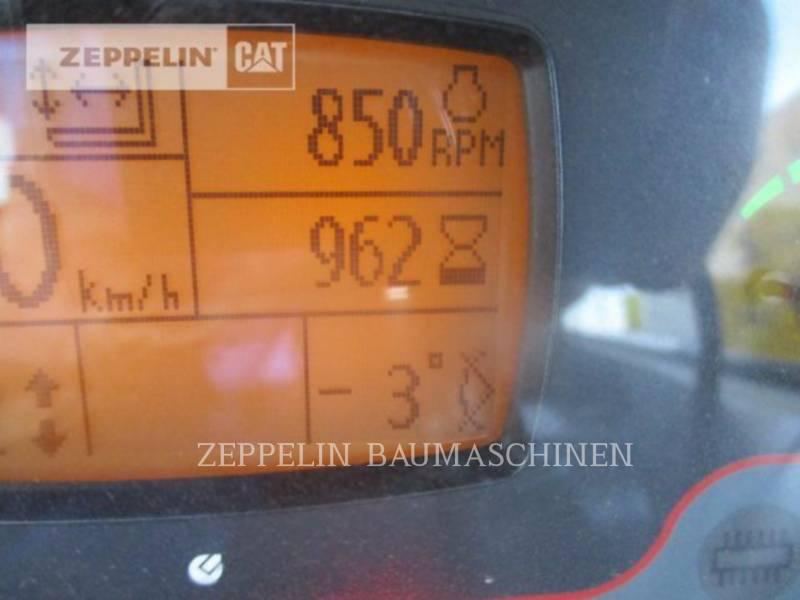 CATERPILLAR CHARGEUR À BRAS TÉLESCOPIQUE TH417C equipment  photo 12