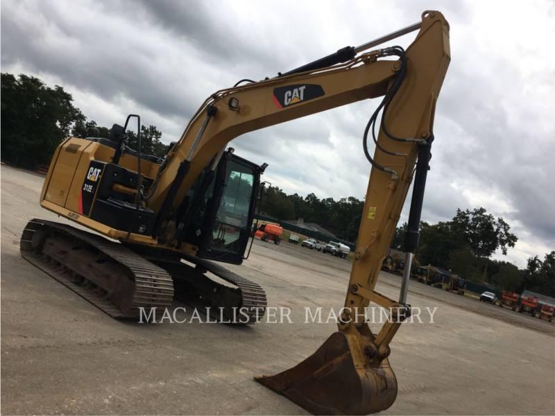 CATERPILLAR トラック油圧ショベル 312EL equipment  photo 2