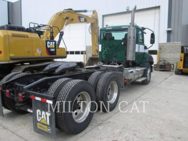 CATERPILLAR ON HIGHWAY TRUCKS CT660 S HT equipment  photo 2