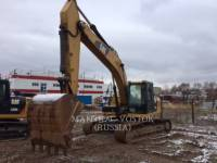CATERPILLAR KETTEN-HYDRAULIKBAGGER 320 D 2 L equipment  photo 3