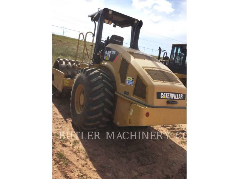 CATERPILLAR HERRAMIENTA: COMPACTADOR CP56 equipment  photo 3