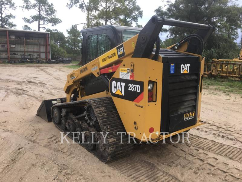 CATERPILLAR PALE CINGOLATE MULTI TERRAIN 287D equipment  photo 4