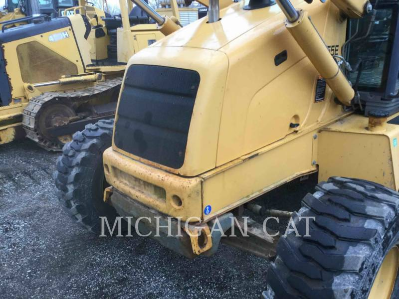 FORD / NEW HOLLAND BACKHOE LOADERS 555E equipment  photo 13
