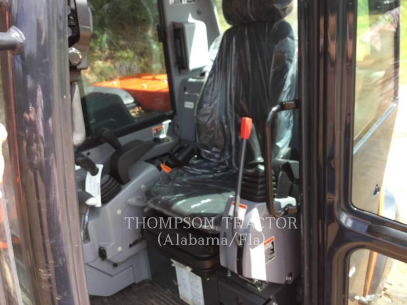 KUBOTA MANUFACTURING OF AMERICA TRACK EXCAVATORS KX080-4 equipment  photo 5