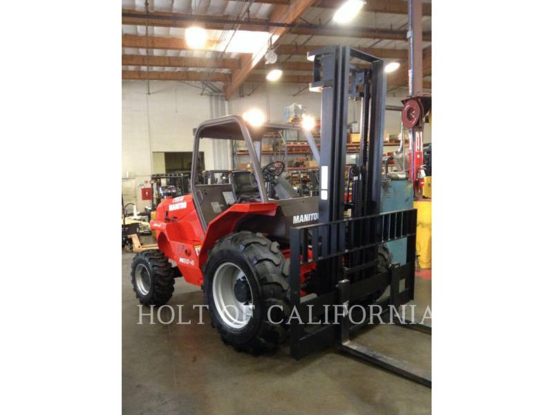 K-D MANITOU INC. FORKLIFTS M30-4T equipment  photo 1