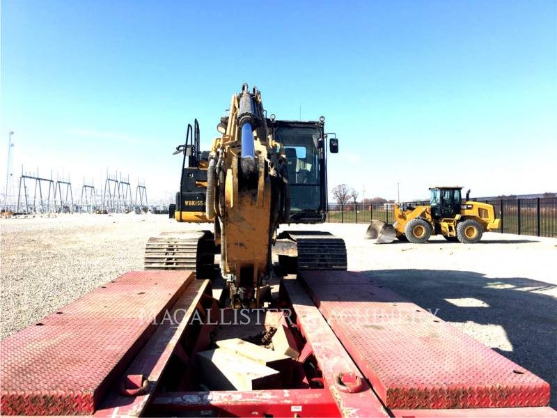 CATERPILLAR PELLES SUR CHAINES 320EL equipment  photo 3