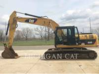 CATERPILLAR ESCAVADEIRAS 320DL PTQ equipment  photo 12