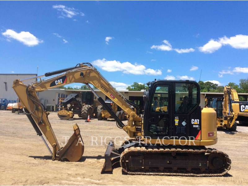 CATERPILLAR TRACK EXCAVATORS 308E equipment  photo 7
