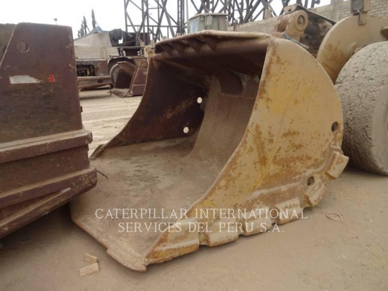 CATERPILLAR CHARGEUSE POUR MINES SOUTERRAINES R1600G equipment  photo 5