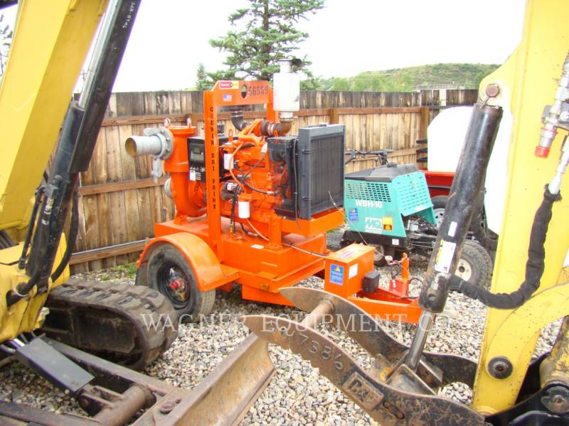GODWIN PUMPS POMPE A EAU/ CD150M equipment  photo 2