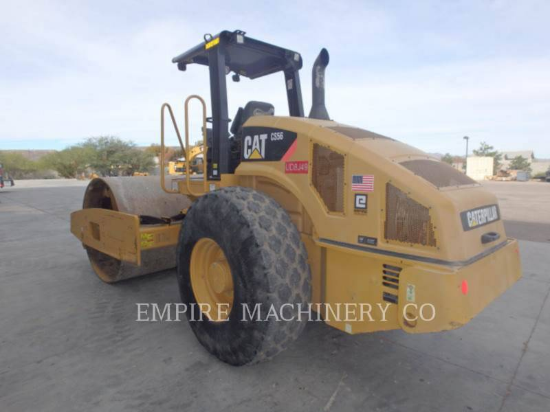 Caterpillar SUPORT TAMBUR SIMPLU PENTRU ASFALT CS56 equipment  photo 3