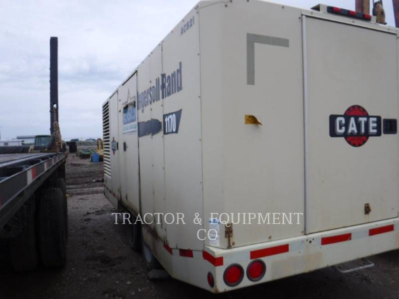 INGERSOLL-RAND AIR COMPRESSOR (OBS) 1170 equipment  photo 4