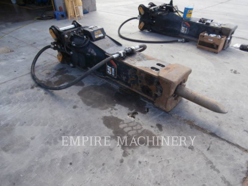 CATERPILLAR AG - HAMMER H120ES equipment  photo 1
