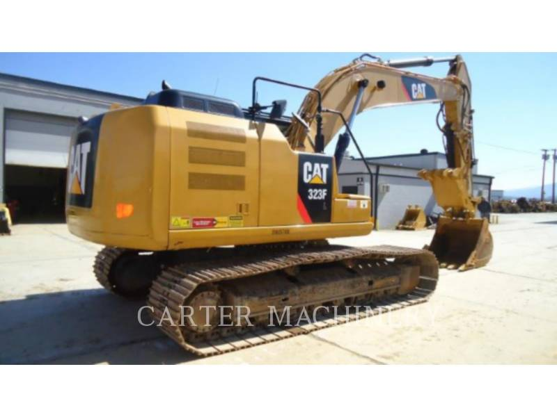 CATERPILLAR ESCAVATORI CINGOLATI 323 F L equipment  photo 5