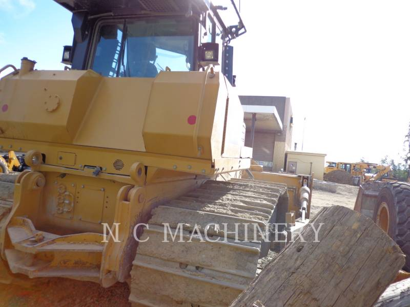 CATERPILLAR TRACTORES DE CADENAS D7E LGP equipment  photo 4