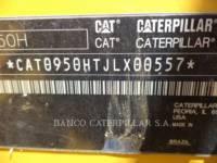 CATERPILLAR CARGADORES DE RUEDAS 950H equipment  photo 5