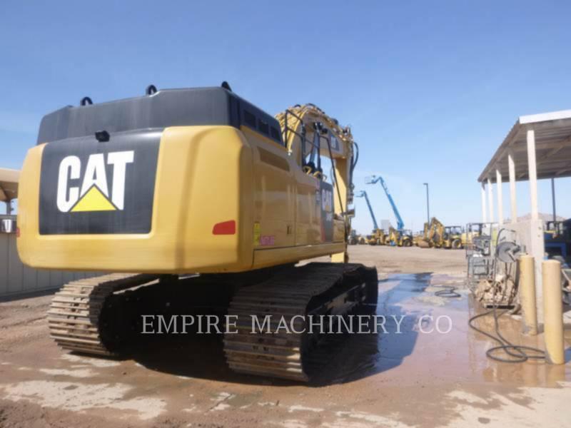 CATERPILLAR TRACK EXCAVATORS 349F     P equipment  photo 2