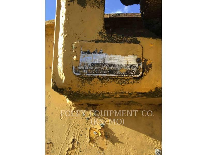 JOHN DEERE WHEEL TRACTOR SCRAPERS 760A equipment  photo 9