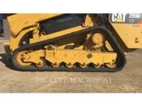 CATERPILLAR CARGADORES MULTITERRENO 299D2XHP equipment  photo 9