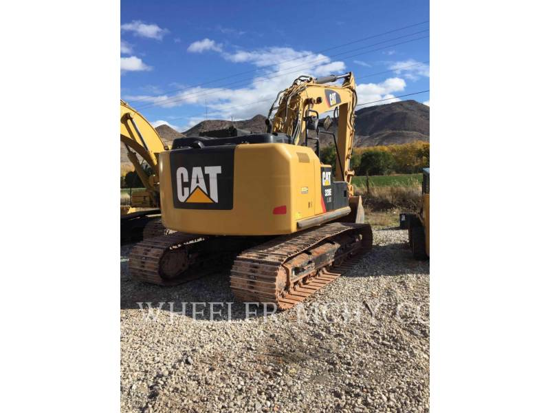 CATERPILLAR KETTEN-HYDRAULIKBAGGER 320E LRRCF equipment  photo 1