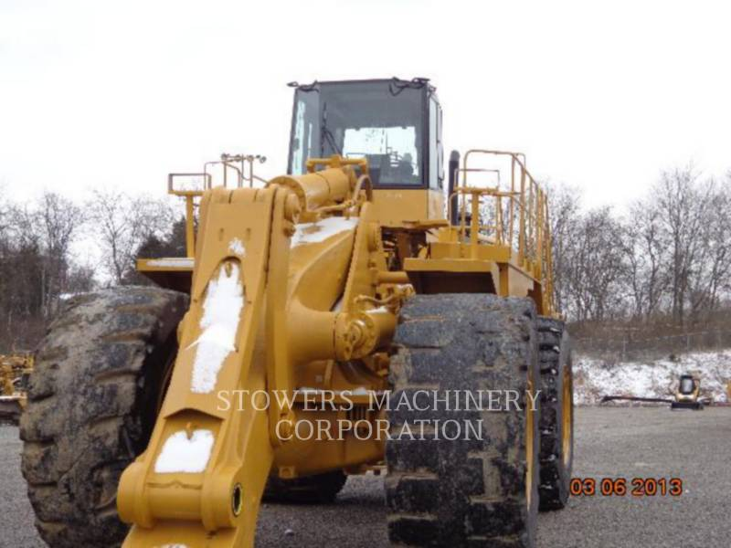 CATERPILLAR WHEEL LOADERS/INTEGRATED TOOLCARRIERS 992G equipment  photo 8