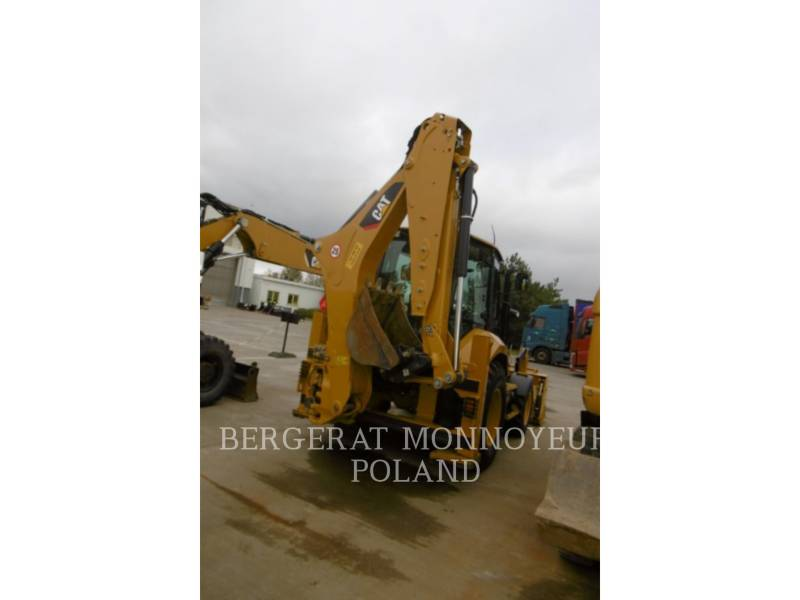 CATERPILLAR CHARGEUSES-PELLETEUSES 428F2 equipment  photo 9