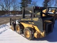 NEW HOLLAND LTD. CHARGEURS COMPACTS RIGIDES LX665 equipment  photo 7
