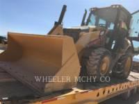 CATERPILLAR BAGGERLADER 420F2 E equipment  photo 1