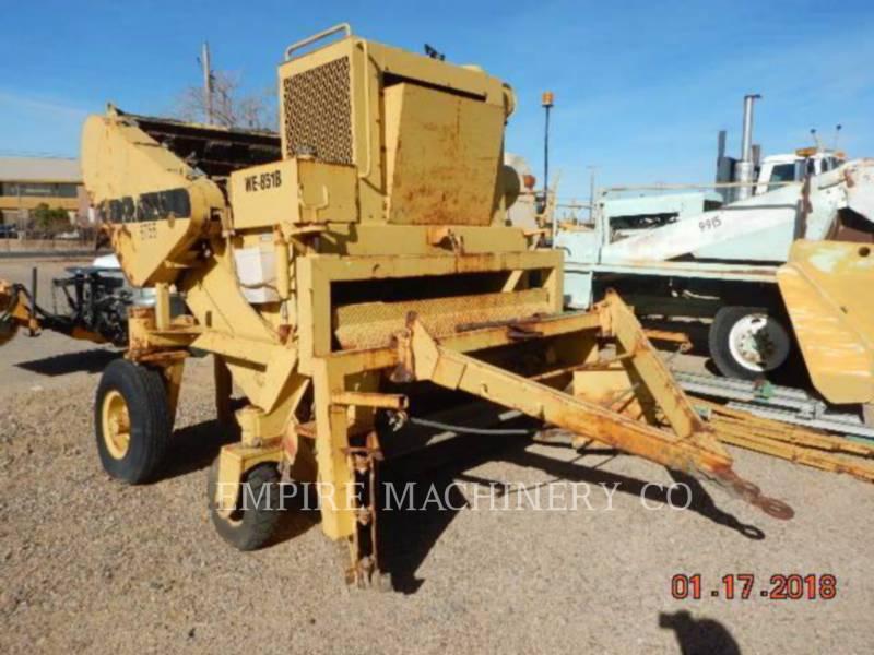 CATERPILLAR FINISSEURS WE851B equipment  photo 9