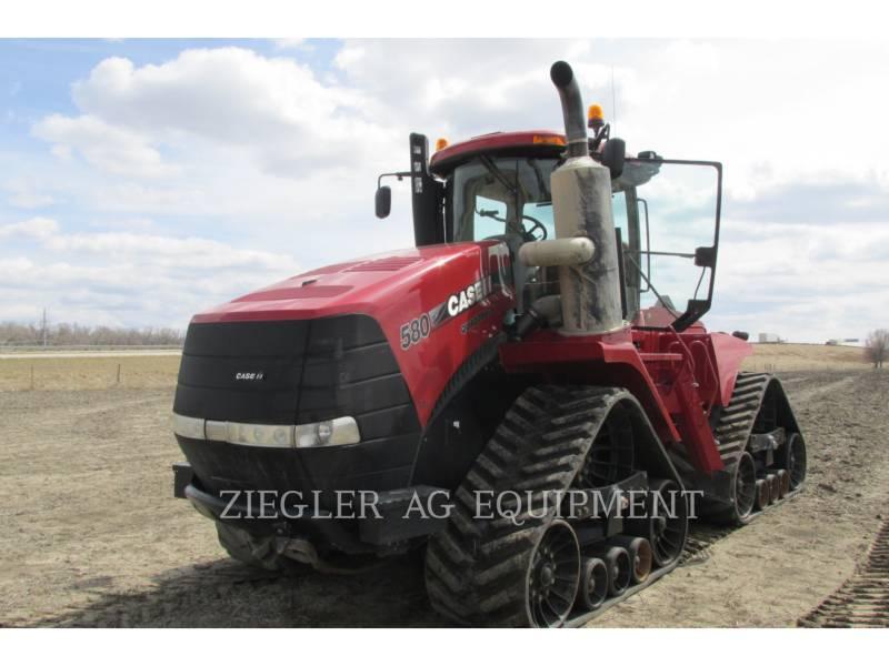 CASE/NEW HOLLAND AG TRACTORS 580QT equipment  photo 1