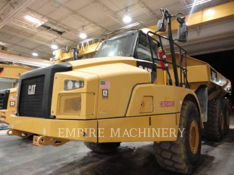 CATERPILLAR TOMBEREAUX ARTICULÉS 745C equipment  photo 4