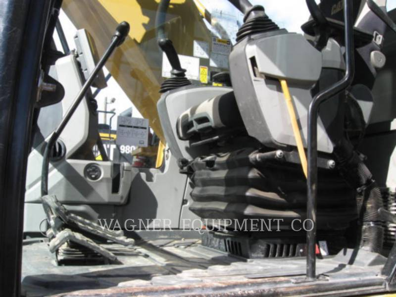 CATERPILLAR TRACK EXCAVATORS 329EL THB equipment  photo 4