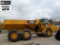 Equipment photo CATERPILLAR 730C2 KNIKGESTUURDE TRUCKS 1