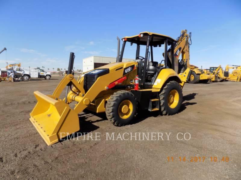 CATERPILLAR バックホーローダ 415F2 HRC equipment  photo 4
