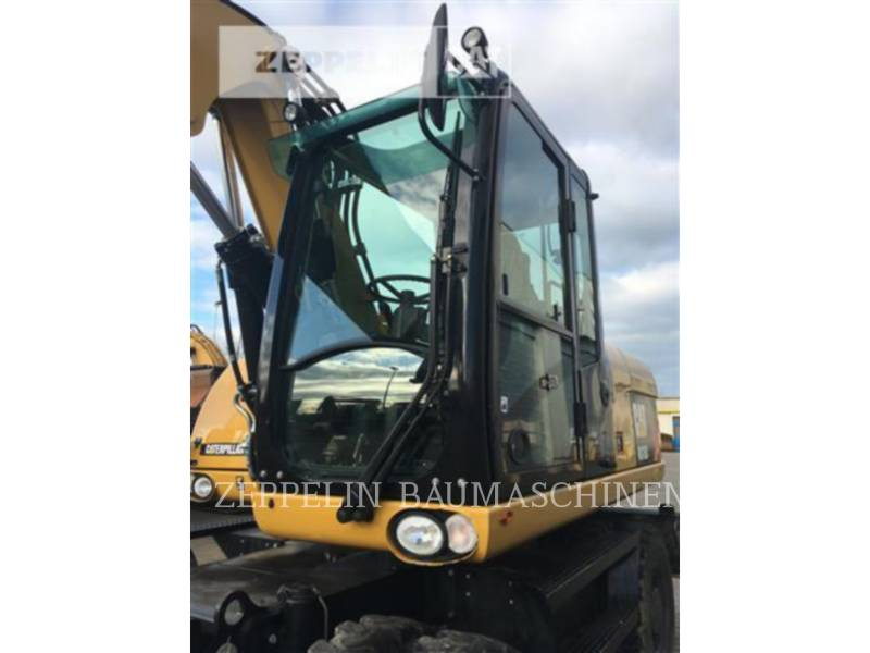 CATERPILLAR EXCAVADORAS DE RUEDAS M315D equipment  photo 19