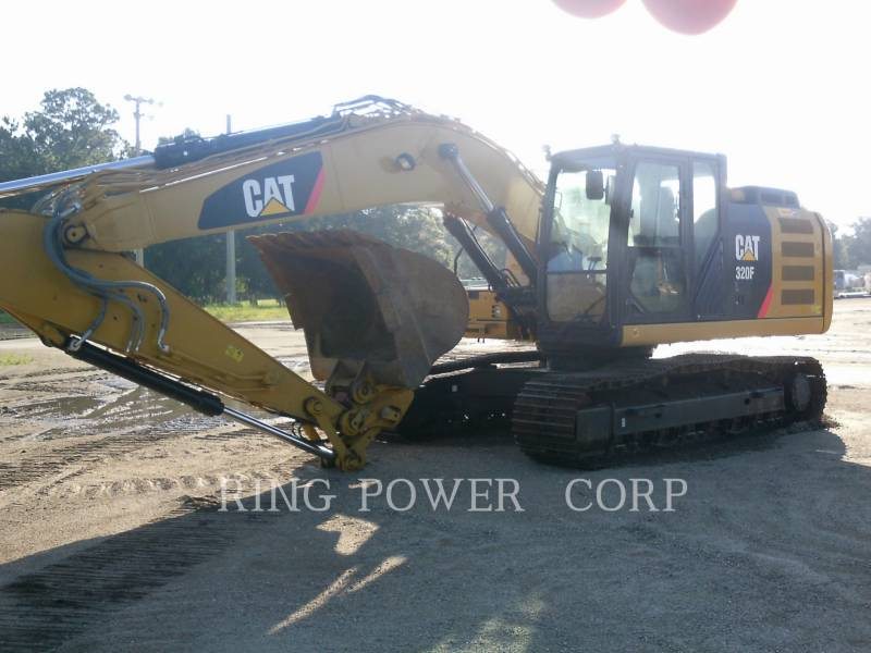 CATERPILLAR 履带式挖掘机 320FL equipment  photo 1