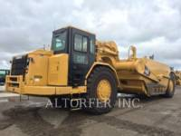 Equipment photo CATERPILLAR 637G WHEEL TRACTOR SCRAPERS 1