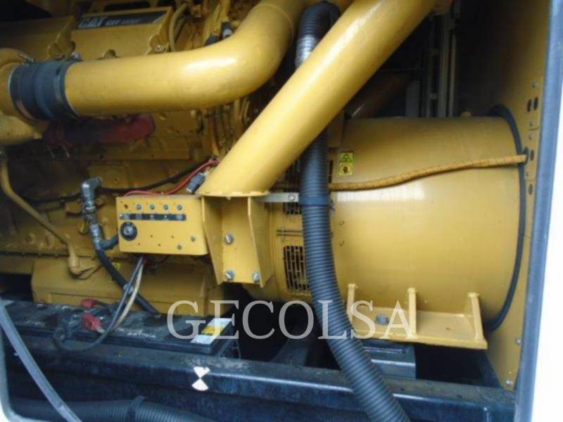 CATERPILLAR INC CIMA STATIONARY GENERATOR SETS C27-591 equipment  photo 4