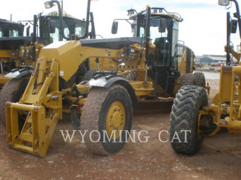 CATERPILLAR NIVELEUSES 140M AWD equipment  photo 1