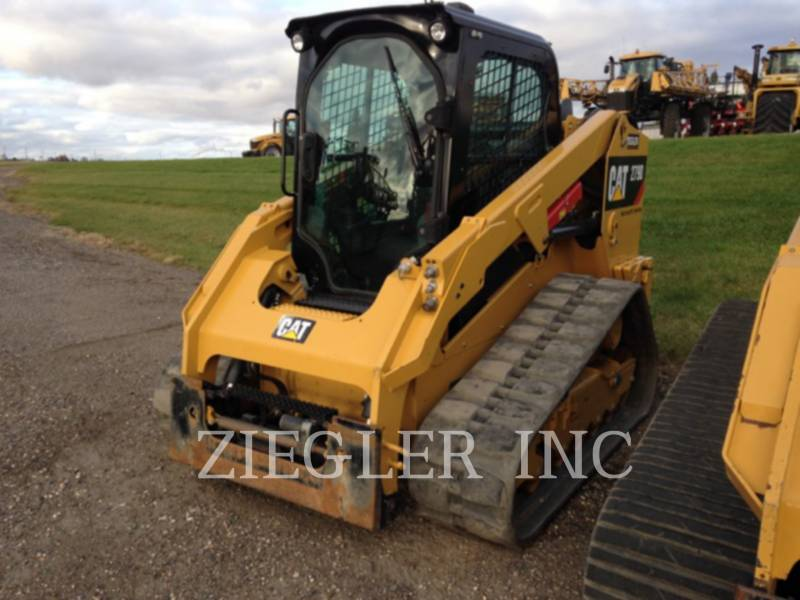 CATERPILLAR MULTI TERRAIN LOADERS 279DWR equipment  photo 1