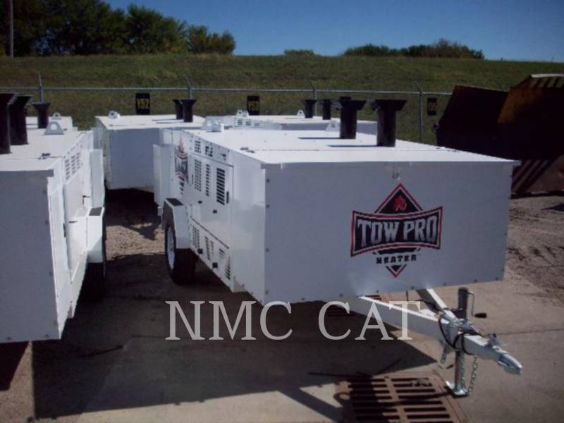 OTHER US MFGRS TEMPERATURE CONTROL TOWPRO HEATER equipment  photo 1