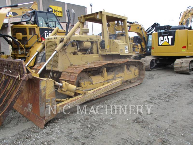 CATERPILLAR KETTENDOZER D6D equipment  photo 1