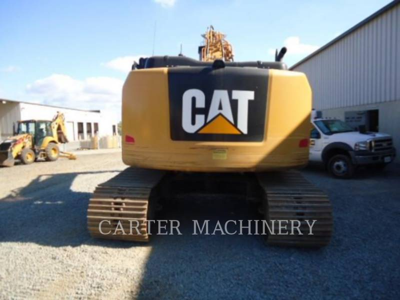 CATERPILLAR EXCAVADORAS DE CADENAS 320ELRR CF equipment  photo 2