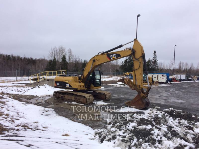 CATERPILLAR EXCAVADORAS DE CADENAS 320 D L equipment  photo 4