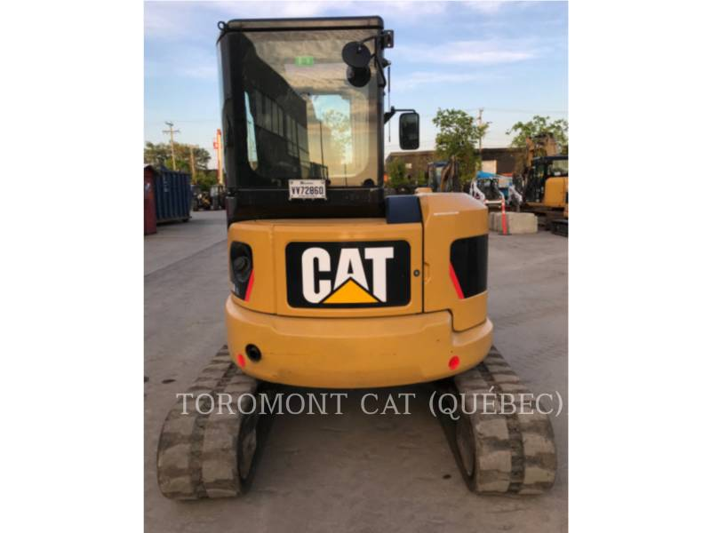 CATERPILLAR TRACK EXCAVATORS 305.5DCR equipment  photo 3