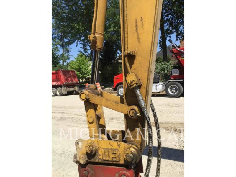CATERPILLAR TRACK EXCAVATORS 312CL H equipment  photo 17