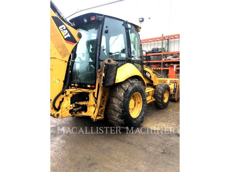 CATERPILLAR BACKHOE LOADERS 420 E equipment  photo 2